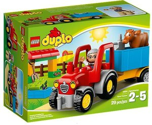 LEGO® Duplo 10524 - Traktor