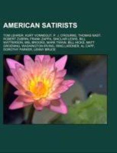 American satirists