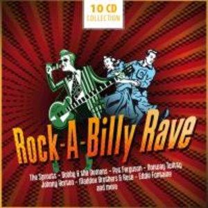 Rockabilly Rave-200 Original Recordings