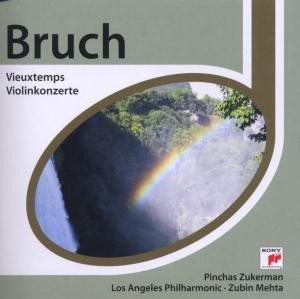 Esprit/Vieuxtemps Violinkonzerte