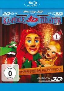 Kasperletheater 3D-Teil 1 Kasperle und der magis