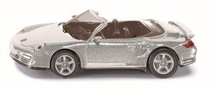 SIKU 1337 - Porsche: 911 Turbo Cabrio