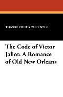 The Code of Victor Jallot - zum Schließen ins Bild klicken