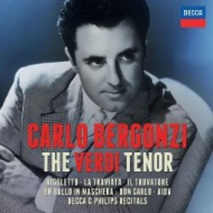 Carlo Bergonzi-The Verdi Tenor (Ltd.Edt.)