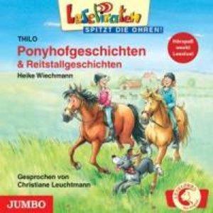 Ponyhofgeschichten & Reitstallgeschichten
