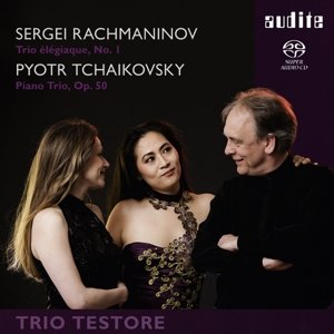 Trio Elegiaque 1/Piano Trio op.50