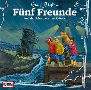 Fünf Freunde 091 und der Schatz aus dem U-Boot