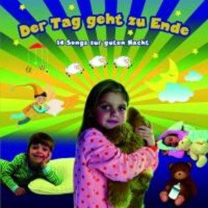 Der Tag Geht Zu Ende-14 Songs Zur Guten Nacht