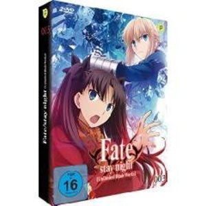 Fate/stay night - DVD Box 3 (2 DVDs) - Limited Edition