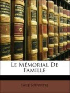Le Mémorial De Famille