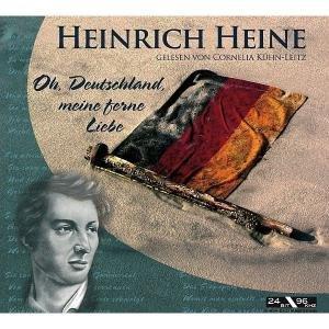 C.Kühn-Leitz Liest 'Oh Deutschland,Meine Ferne Lie
