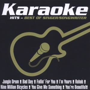 Karaoke Hits-Best Of Singer/Songwriter