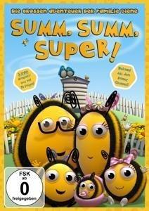 SUMM, SUMM, SUPER! - Die großen Abenteuer der Familie Biene (Kom