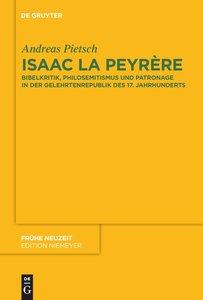 Isaac La Peyrère
