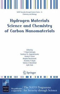 Hydrogen Materials Science and Chemistry of Carbon Nanomaterials
