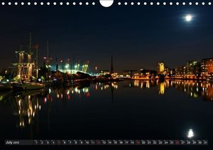 London perspectives (Wall Calendar 2015 DIN A4 Landscape)