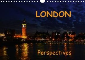 London perspectives (Wall Calendar 2015 DIN A4 Landscape)