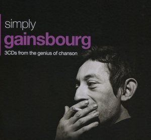 Simply Gainsbourg (3CD Tin)