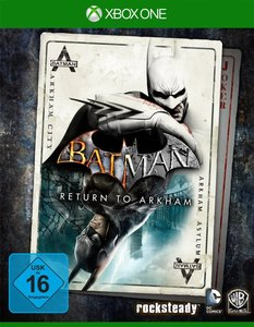 Batman: Return to Arkham (Arkham City + Arkham Asylum)