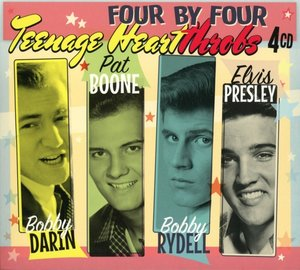 Four by Four-Teenage Heartthrobs