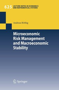 Microeconomic Risk Management and Macroeconomic Stability