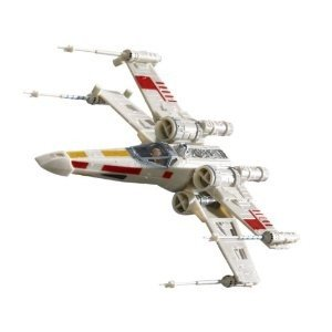 Revell 06723 - Star Wars: X-wing Fighter, Steckbausatz, easykit