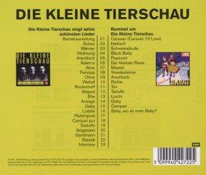 2in1 (Schönste Lieder/Rummel Um Die Kl.Tierschau)