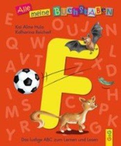 Alle meine Buchstaben - F