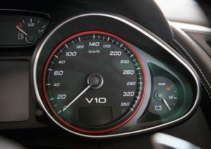 Audi R8 V10 Spyder (Posterbuch DIN A3 quer)