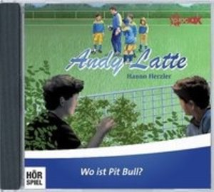 Andy Latte - Wo ist Pit Bull?