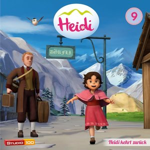 Heidi-09: Heidi Kehrt Zurück U.A.(Cgi)