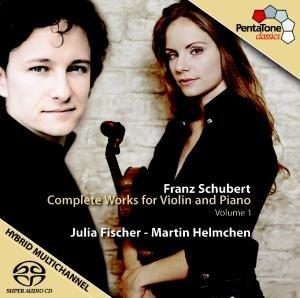 Gesamtwerk für Violine und Klavier Vol.1
