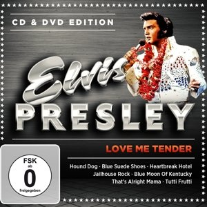 Love Me Tender-CD & DVD Edit