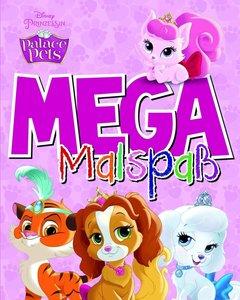 Disney Palace Pets - MEGA Malspaß