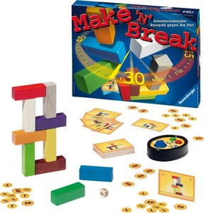 Ravensburger 26343 - Maken Break