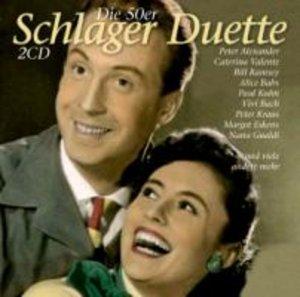 Schlager-Duette Der 50er Jahre