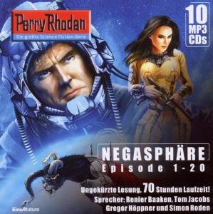Perry Rhodan Negasphäre 1-Episode 1-20