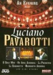 AN EVENING WITH L.PAVAROTTI