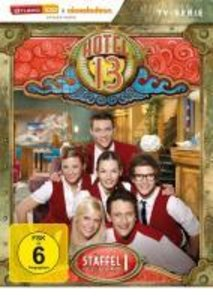 Hotel 13 Box Staffel 1,Teil 2 (3 DVDs )