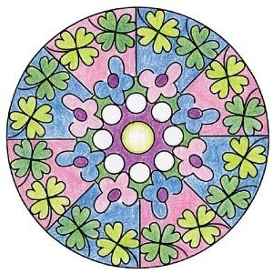Ravensburger 29947 - Mini Mandala-Designer: Romantic