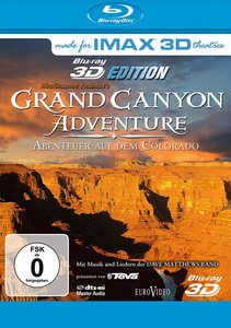 IMAX(R): Grand Canyon Adventure 3D (Blu-ray 3D)