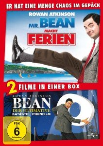 Mr. Bean macht Ferien & Bean - Der ultimative Katastrophenfilm