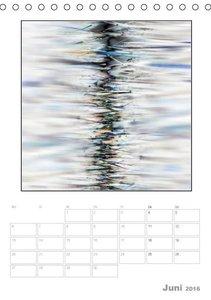 Kunst - Abstrakt - Skurril (Tischkalender 2016 DIN A5 hoch)