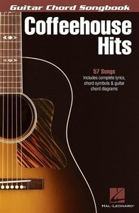 Guitar Chord Songbook: Coffeehouse Hits