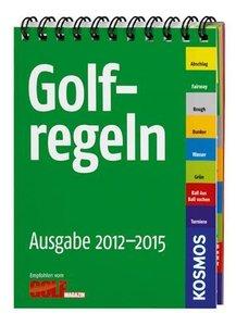 Golf-Regeln pocket-plus 2012 - 2015