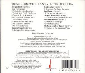 Ein Opernabend