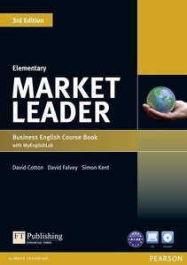 Market Leader Elementary Coursebook (with DVD-ROM incl. Class A