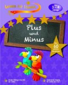Lernen mit Sternen - Plus und Minus für 3- bis 4-Jährige