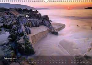 Ireland Eire Impressions of the Emerald Isle (Wall Calendar 2015