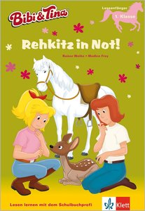 Rehkitz in Not!